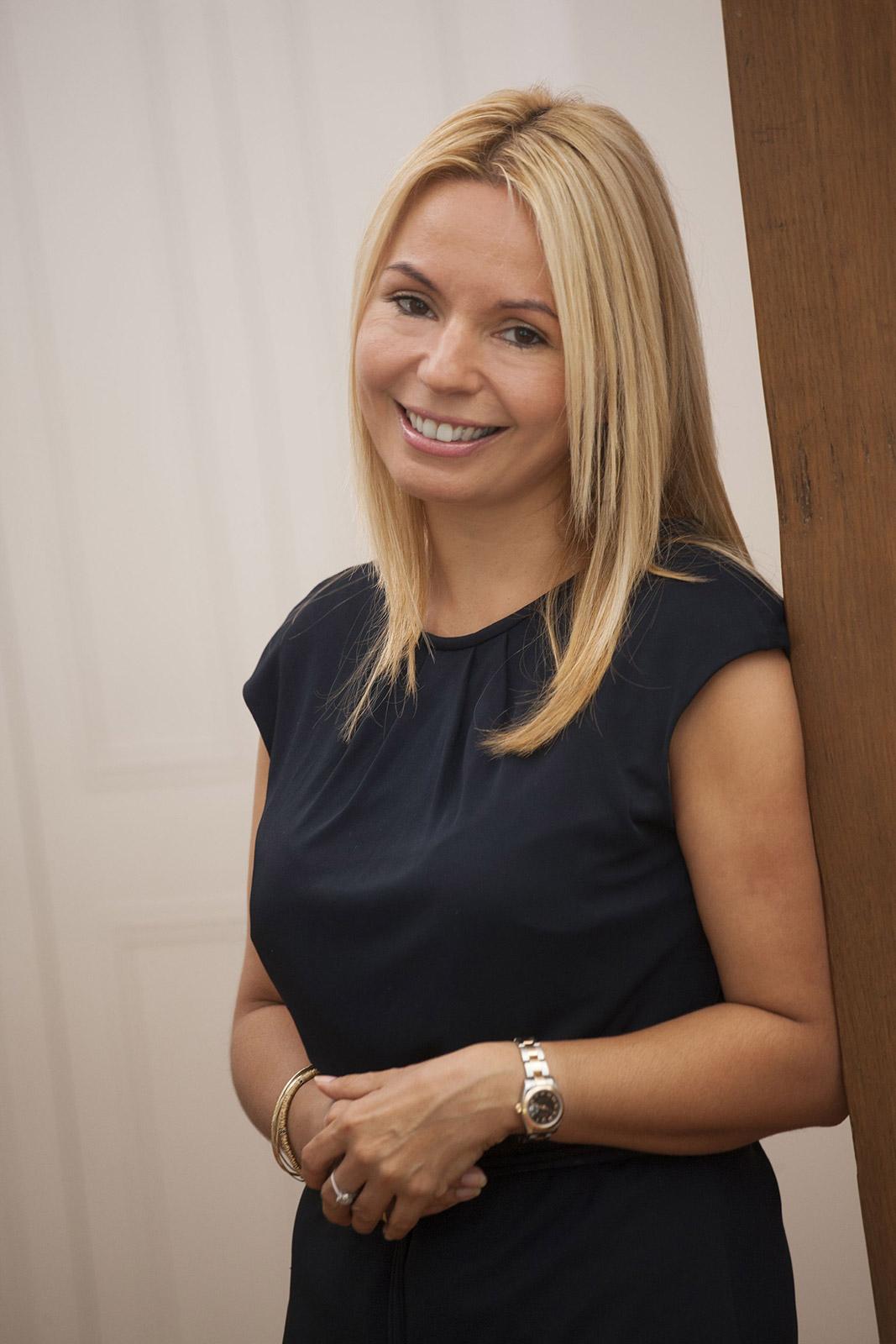 Eva Driessen, directora de Fundación Geoalcali