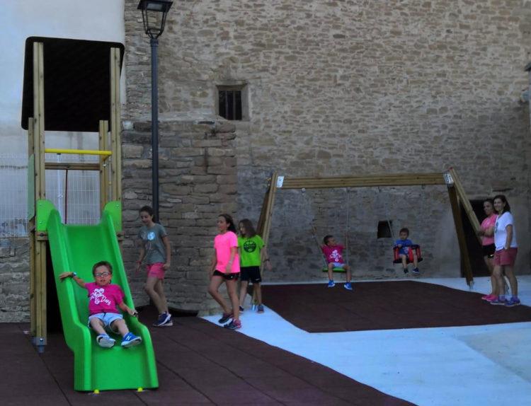 columpios en Rocaforte